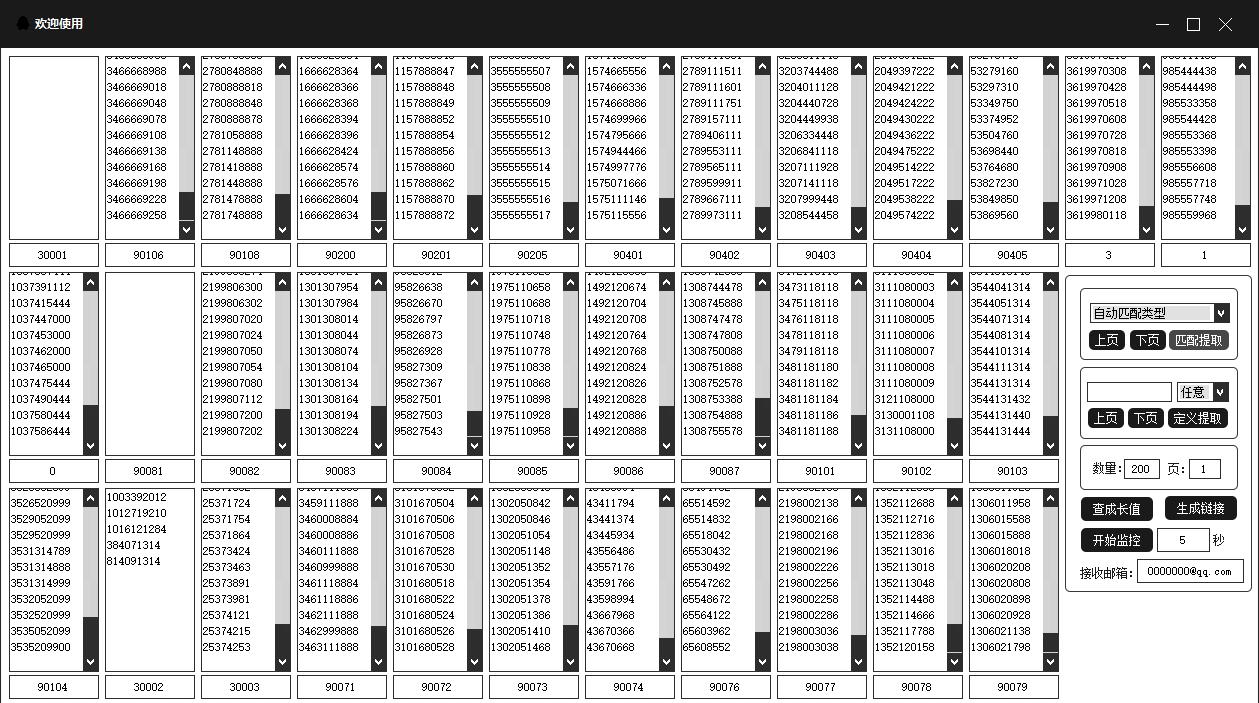 狂暴QQ靓X扫号器-永久卡